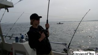 Chesapeake Bay Action Shots 2 #21
