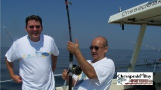 Chesapeake Bay Action Shots #1