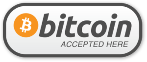 bitcoin and cryptocurrency accepted here